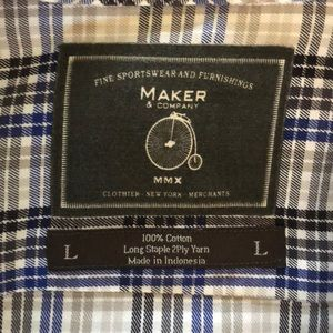 Maker & Company Shirt